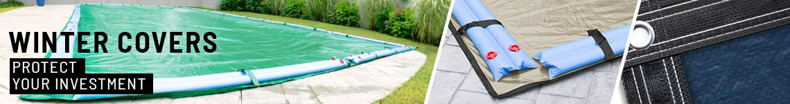 "<font size=""3"" color=""grey"">Winter Covers for a</font><br><font size=""6"" color=""#4c586f""><strong>12' x 24' </strong>In-Ground Rectangular Pool</font>"