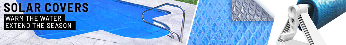 "<font size=""3"" color=""grey"">Solar Blankets for a</font><br><font size=""6"" color=""#4c586f""><strong>20' x 40' </strong>In-Ground Rectangular Pool</font>"